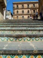 la scala monumentale  - Caltagirone (3590 clic)