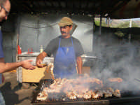 Classicissimo STIGGHIULARO dispensatore di una delle piu'famose specialita' gastronomiche palermit