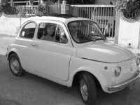 la mitica fiat 500   - Donnalucata (5317 clic)