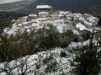panorama con la neve a capri leone  - Capri leone (6903 clic)
