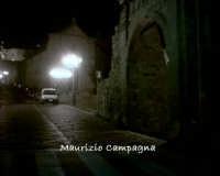 Vista notturna Porta Garibaldi  - Leonforte (3788 clic)