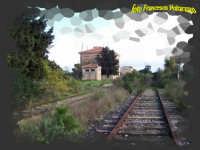 STAZIONE NOTO-MARINA:Quando il treno passava.....oggi non passa più!   - Marina di noto (6410 clic)