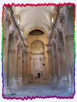 Passeggiando per Scicli:interno chiesa di San Matteo SCICLI FRANCESCO MATARAZZO