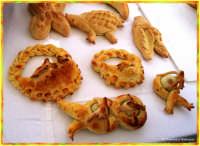 sapori di paese:sculture di pane  - Rosolini (6715 clic)