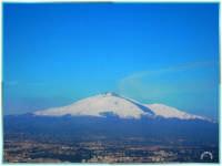 ETNA INNEVATA  - Catania (3286 clic)