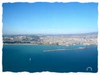 Catania dall'alto  - Catania (3016 clic)