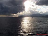 TRA SICILIA E CALABRIA:GIOCANDO CON LE NUVOLE  - Messina (2651 clic)