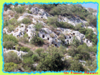 VALLE DELL'ANAPO-RISERVA ORIENTATA:necropoli  - Pantalica (2918 clic)