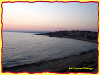 DOPO IL TRAMONTO:sguardo all'orizzonte  - Marina di ragusa (3165 clic)