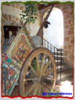 PASSEGGIANDO PER ERICE:pittura fotografica  - Erice (1373 clic)