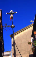 Processione Cristu Longu del 25 Agosto  - Castroreale (5701 clic)