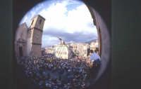 Processione Cristu Longu del 25 Agosto  - Castroreale (5406 clic)