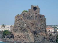 CASTELLO (visto dal mare)  - Aci castello (1871 clic)