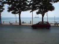 Vista del mare con Veliero dal Lungomare Mazzini  - Mazara del vallo (3221 clic)