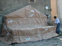 Giuseppe Sirni - Mostra Mistretta pulita - installazione  - Mistretta (3720 clic)