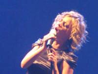 Concerto di Irene Grandi al teatro Metropolitan di Catania. Che carina!  - Catania (1198 clic)