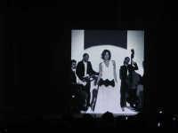 Concerto Irene Grandi 2008. Fotogrtafia riprodotta dal megaschermo.  - Catania (1252 clic)