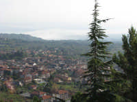 Veduta dall'alto di Zafferana.  - Zafferana etnea (2048 clic)
