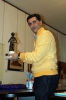 Primo Concorso di Poduzione Artistica 34° Sagra della Castagna - Terza classificata scultura in ferro Batturo.  - Montagnareale (2321 clic)