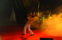 Spettacolo Musicale Montagnareale 16.08.2006 KILIMANGIARO BAND  - Montagnareale (3304 clic)