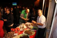34° Sagra della Castagna 2008 - Lo stand di Calabrese  - Montagnareale (2399 clic)