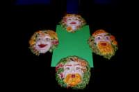 34° Sagra della Castagna 2008 - Il concorso di scultura e pittura.   - Montagnareale (2141 clic)