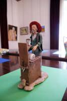 34° Sagra della Castagna 2008 - Il concorso di scultura e pittura.   - Montagnareale (1969 clic)