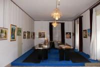 34° Sagra della Castagna 2008 - Il concorso di scultura e pittura.   - Montagnareale (2127 clic)