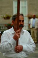 Montagnareale 15.08.2006 Processione Maria S.S. delle Grazie, il portatore della Croce GIOVANNI SIDOTI  - Montagnareale (2660 clic)