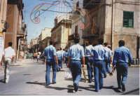 BANDA (1992)  - Campobello di licata (3238 clic)