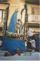 LA MADONNA DELL'AIUTO (1992)  - Campobello di licata (6914 clic)