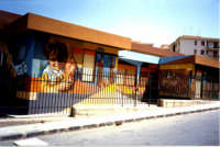 MURALES DI SILVIO BENEDETTO (1992)  - Campobello di licata (12590 clic)