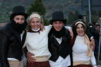 carnevale2008 Lorenzo, Riccardo, Antonella e una bella ragazza  - San piero patti (13519 clic)