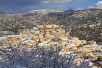 nevicata 2009  - San piero patti (3875 clic)