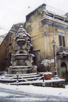 fontana Santo Vito (inverno)  - San piero patti (4347 clic)