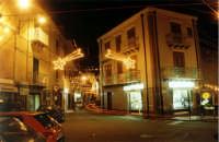 san piero patti piazza Duomo (notturno)  - San piero patti (2958 clic)