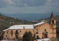 nevicata 2009  - San piero patti (2354 clic)