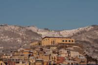 nevicata 2009  - San piero patti (2463 clic)