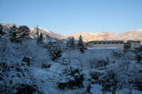 nevicata 2009  - San piero patti (2430 clic)