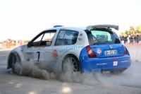 Rally Costa Saracena 2008 Alcune foto prova spettacolo San giorgio   - San giorgio di gioiosa marea (4055 clic)