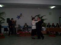 Aurora e Ettore al concorso ballo liscio nella Serata sotto le stelle organizzato dal Comune di Paternò Assessorato a Servizi Sociali il 10-05-07  - Paternò (2033 clic)