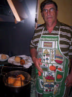 Arancini di riso siciliani 'fatti in casa'.16-08-06  - Paternò (3378 clic)