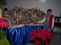 Natale 2006 Presepe animato - al centro diurno un nonno per amico di Paternò  - Paternò (1416 clic)