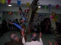 Carnevale 2006, ballerine Brasiliane in uno spettacolo intrattenuto presso il Centro diurno Un nonno per amico di Paternò  - Paternò (2258 clic)