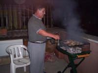 Preparazione 'arrusti e mancia'.2005   - Paternò (3766 clic)