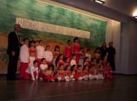 Foto di gruppo (di mini-ballerini in occasione del saggio di inizio anno 2005) della scuola di danza 'NON SOLO DANZA DI PATERNO'   - Paternò (2317 clic)
