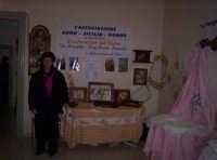 Esposizione di alcuni lavori effettuati dall'Associazione Sicilia Donne di S.M. di Licodia Nov.2004  - Santa maria di licodia (3958 clic)
