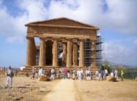 Agrigento. Valle dei templi  - Agrigento (3097 clic)