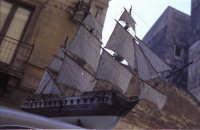 Esposizione di un veliero   - Catania (2835 clic)
