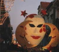 Carnevale 1996 Carro infiorato  - Paternò (2240 clic)